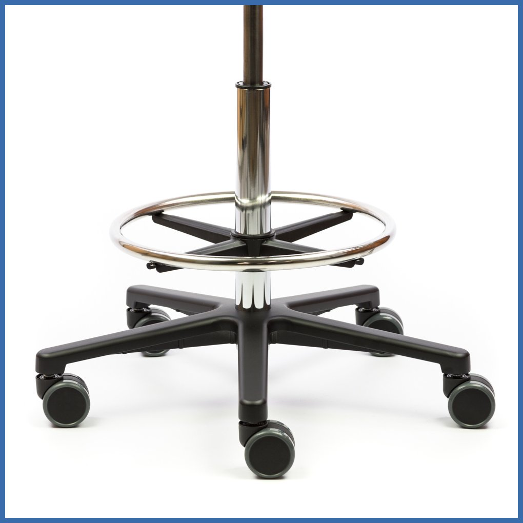 Paras satulatuoli Ergonea Luxe edullinen ja ergonominen, hyvässä ergonomia sa