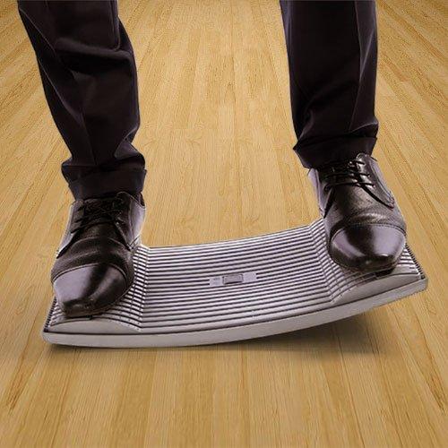 Gymba hinta kampanjassa aktivointialusta seisomapöytä työskentelyyn väri harmaa ja hyvä takuu, aktiivilauta Gymba nyt edullinen tarjous hinta ja nopea toimitus, hyvä aktivointilevy eli aktivointilauta