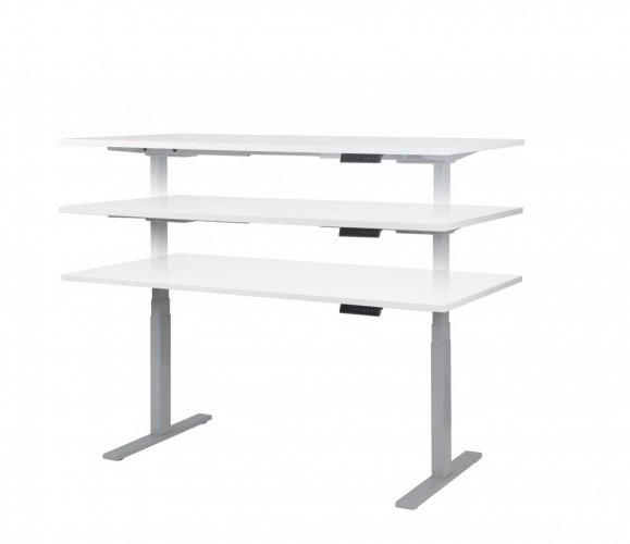 Seisomapöytä Basic sähkösäädöt