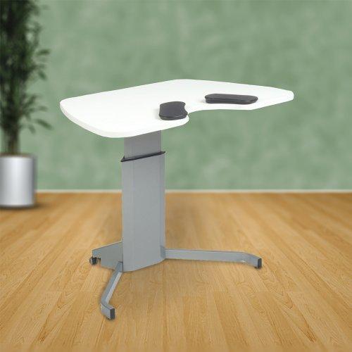 Sähköpöytä Salli Compact tietokonepöytä eli sähköinen työpöytä edullisesti netistä