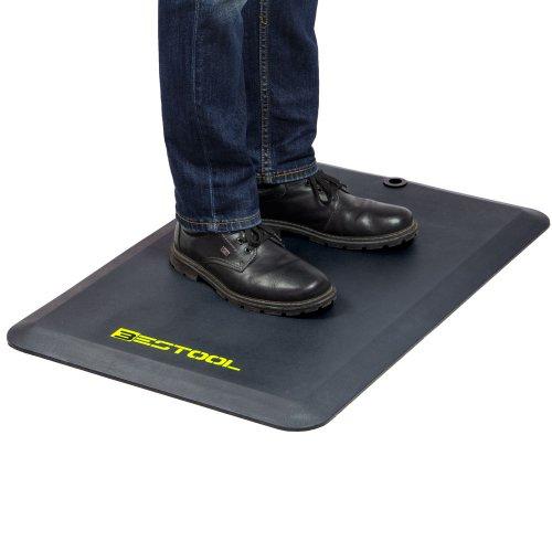 Seisontamatto Bestool ergonominen työpistematto seisomatyöpisteisiin edulliseen hintaan