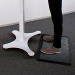Seisontamatto Ergo Stand Mat ergonomiamatto 70 x 45 cm ergonomiset työpistematot edullisesti