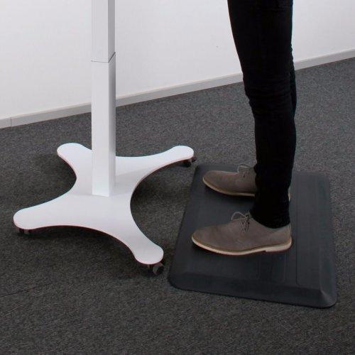 Seisontamatto Standmat hinta kampanjassa on ergonominen työpistematto seisomatyöpisteisiin, Ergomatto työpöydän matto sopii hyvin sähköpöytä käyttöön, seisontamatto on hyvä matto työpöydän alle työpistematot ovat ergonomisia seisomamattoja hinta
