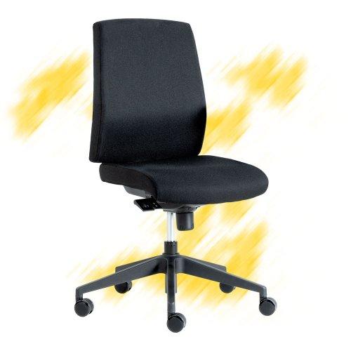 Perinteinen Työtuoli Comfo One on ergonominen toimistotuoli ilman käsinojia