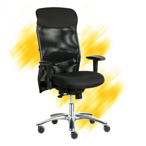 Työtuoli Fleximum W ergonominen toimistotuoli pyörillä hinta tarjous