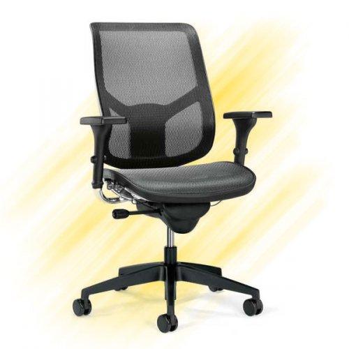 Verkkotuoli Interstuhl Airspace musta, ergonominen hyvä verkkotyötuoli toimistoon ja kotiin, verkkoselkänoja ja verkkoistuin ergonomisessa verkkotuolissa hinta tarjous, paras ergonomia hyvä verkkotuoli musta edulliseen hintaan verkkotyötuolit verkkokangas