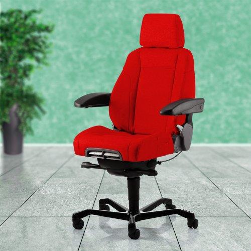 Ergonominen työtuoli punainen ja hyvä 24/7 toimistotuoli Kab Seating tietokonetuoli toimistoon, paras hinta tarjous konttorituoliin, hyvät työtuolit hyvään hintaan, paras ergonomia toimistotuolit ja työtuolit ergonominen työtuoli Kab K1 Premium