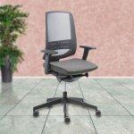 Työtuoli Light Up Mesh 250sl harmaa toimistotuoli edullisesti netistä
