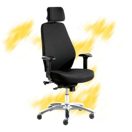Hyvä työtuoli niskatuella Optimum XKN toimistotuoli tarjous hintaan