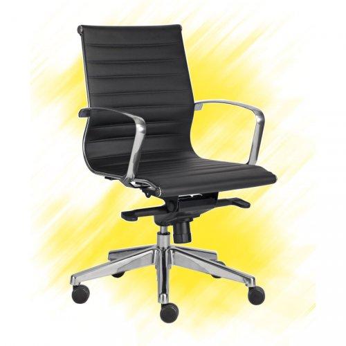 Työtuoli SitSit Deluxe Medium musta ergonomiset neuvottelutuolit ja työtuolit hinta tarjous