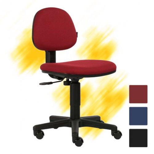 Pieni työtuoli Team Jr punainen ergonominen tietokonetuoli hinta tarjous