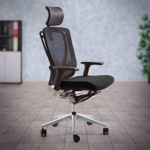 Laadukas työtuoli keinumekanismi Ergonea Mesh on hyvä verkkoselkäinen työtuoli ergonominen toimistotuoli jolla edullinen tarjous hinta